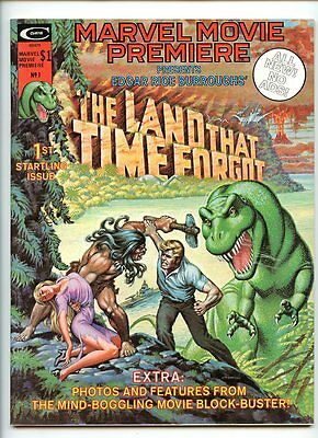 The Land that Time Forgot #1 (1975) VF+