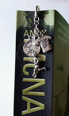 Football Bookmark.