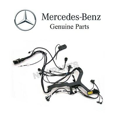 1994 Mercedes E320 Engine Wiring Harness