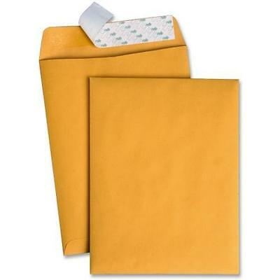 "Quality Park 44562 Redi-Strip Envelope - Catalog - #10 1/2 (9"" x 12"") - 28 lb -"