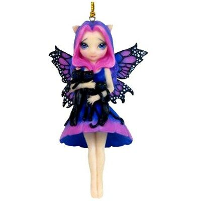 MY THREE KITTENS Fairy Ornament Jasmine Becket-Griffith Strangeling faery faerie