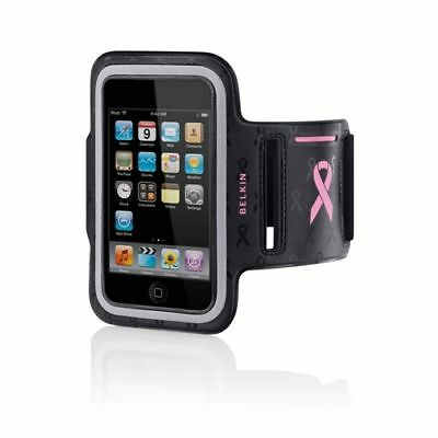 Belkin Dual Fit Sport Gym Armband for iPod Touch 2G/3G/4G w/Key Pocket Brand NEW