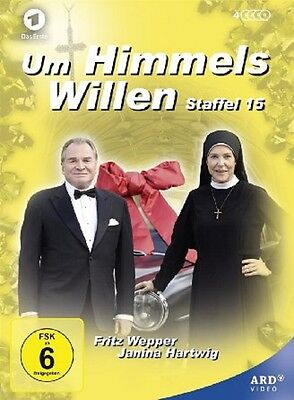 Um Himmels Willen - Staffel 15 * NEU OVP * 4 DVDs