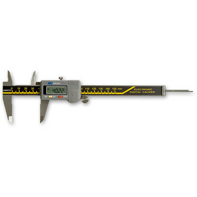 Axminster Digital Electronic Calipers - 150mm