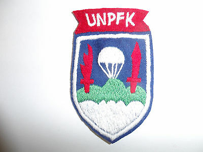 b8680 Korean War US Army United Nations Partisan Forces Korea UNPFK R8E