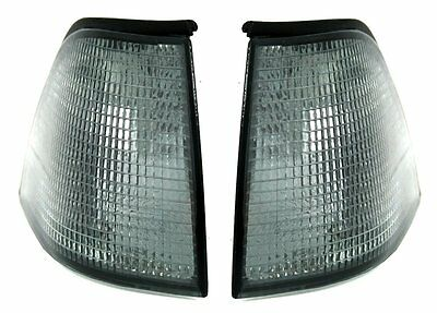 2 Clignotants Fumes Bmw E36 316 318 320 323 325 328 M3 Berline Touring Compact