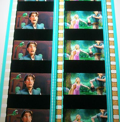 Disney's - Hercules -  Rare Unmounted 35mm Film Cells - 5 Strips