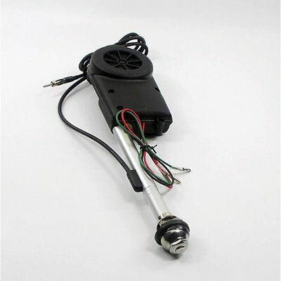 Power Antenna for 65-70 Cougar H:39 1.25in Mask AM Boost 1.5ft RCA Plug