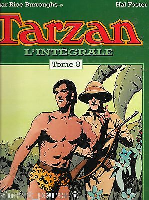 Tarzan - L'Intégrale Tome 8 - Soleil Productions 1994 - ABE