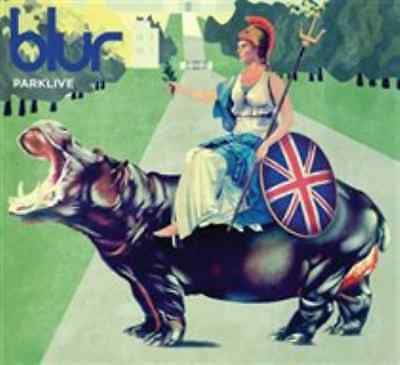 Blur-Parklive  CD with DVD NEW