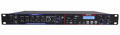 Vocopro SDR-MIX Digital SD/USB Recorder w/ Mic/Line Mixer+Dual Mic Inputs
