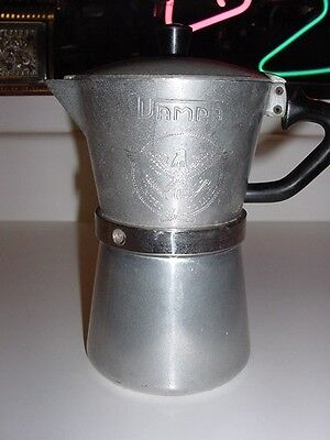 SS UNITED STATES LINES  Room Service Percolator Coffee Pot  /  Top Condition