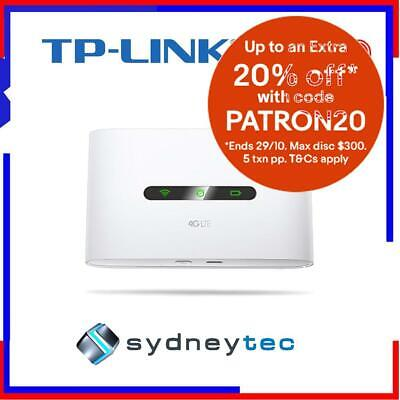 New TP-Link M7300 LTE-Advanced Mobile Wi-Fi