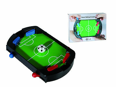 Plastic Tabletop Football - Kicker Gift Boxed Table Desk Office Game