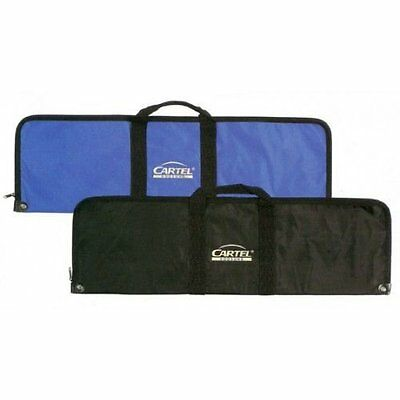 New Cartel Archery Pro-Gold 704 Take Down Recurve Bow Carry Case Bag Storage