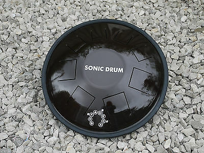 """Sonic Tankdrum 15"""" With 8 Tone In Dark Brown Colour"""