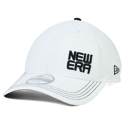 694e876dfd9 New Era Golf Contour Stacked 1.0 Cap Hat Lightweight Breathable Adjustable  White