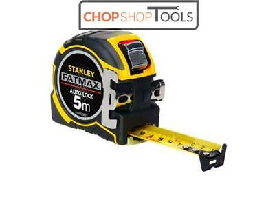 Stanley XTHT0-33671 Fatmax Autolock Tape Measure - 5m (Metric Only) STA033671