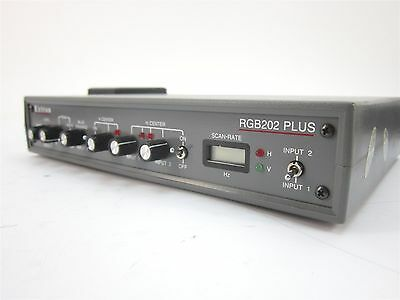 Extron RGB202 Plus Video Interface With Cable
