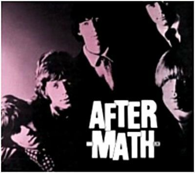The Rolling Stones - Aftermath (uk Versi NEW LP