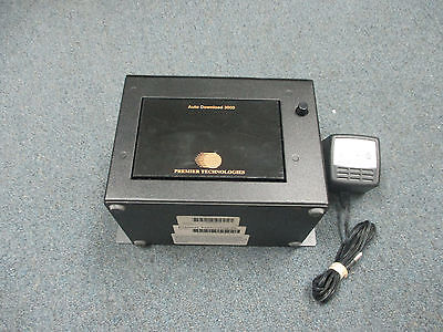 Premier Technologies 3000 Series ADL 3003E TAPE Music On Hold Player W/ Power