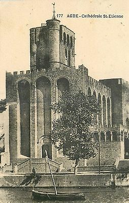 34 Agde Cathedrale St-Etienne