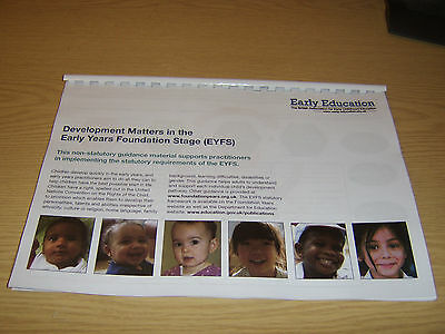 EYFS, Childminding, Early Years, Education Documentation and Reference Materials