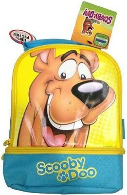 Scooby Doo Soft Dual Compartment Lunchbox