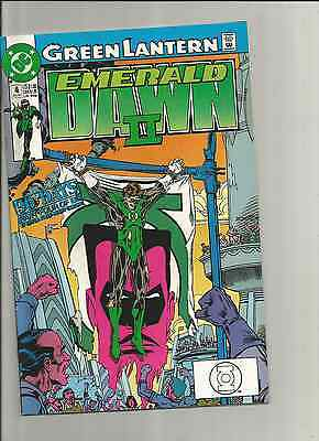 Green Lantern: Emerald Dawn II #4 (Jul 1991, DC) g11