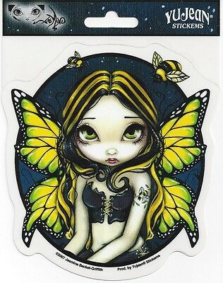 BUMBLEBEE TATTOO Fairy Sticker Car Decal Jasmine Becket-Griffith Strangeling