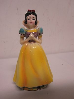 1960 Disney Productions Us Time Watch Snow White Figurine ~ 5""