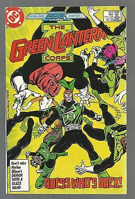 The Green Lantern Corps #207 (Dec 1986, DC) g7