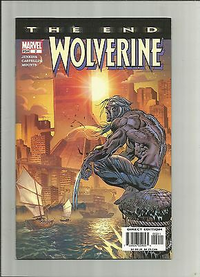 Wolverine: The End #2 (Mar 2004, Marvel) f23