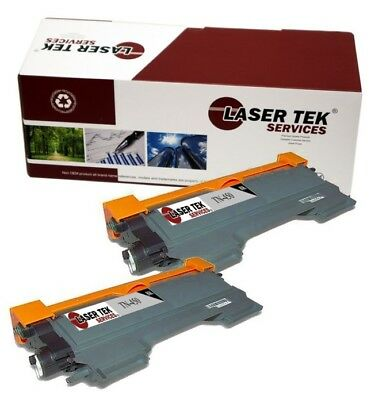 2 Pack Compatible Toner Cartridge for the Brother TN450 TN-450 HL-2240 MFC-7360