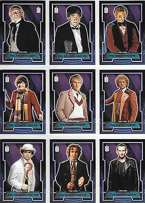 Dr Who Topps 2015 - 200 card base set