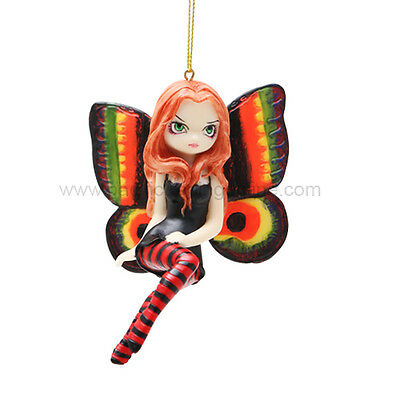 VIVID WINGS Fairy Ornament Jasmine Becket-Griffith faery faerie Strangeling