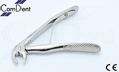 Children Tooth Extracting Forceps Lower Molars Extraction  Dental CE New 166
