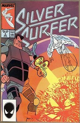 Silver Surfer (Vol. 2) #5 - VF