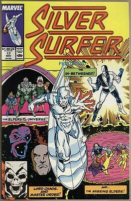 Silver Surfer (Vol. 2) #17 - VF/NM