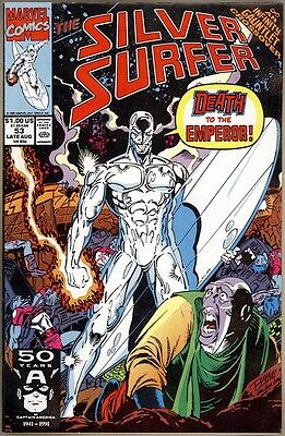 Silver Surfer (Vol. 2) #53 - VF+