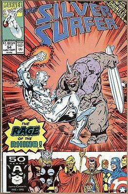 Silver Surfer (Vol. 2) #54 - NM-