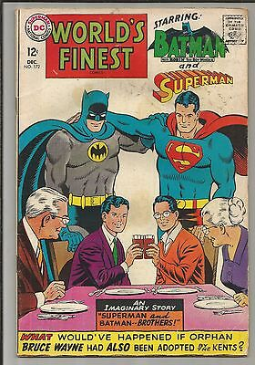 World's Finest Comics #173 (Feb 1968, DC) Our Fighting Forces Backup Story,e26