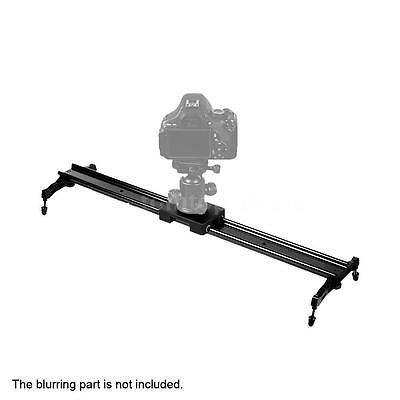 Andoer 60cm Video Track Slider Dolly Stabilizer System for Canon DSLR W4T7