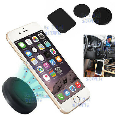 Universal Magnetic Mount Car Phone Holder Mobile for Iphone Samsung Sony HTC LG