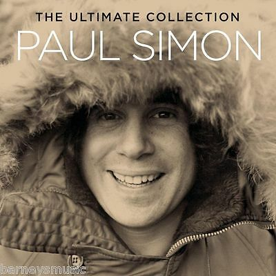 Paul Simon ( New Sealed Cd ) The Ultimate Collection Greatest Hits Very Best Of