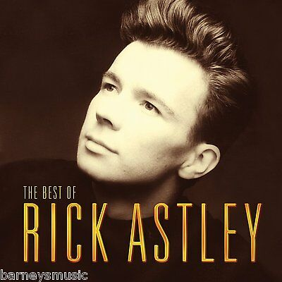 Rick Astley ( New Sealed Cd ) The Very Best Of / Greatest Hits