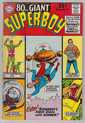 80 Page Giant #10 - Superboy (1965) Very Good (4.0) - DC Comics