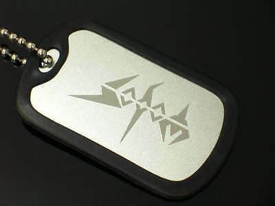 Sodom Necklace Dog Tag New