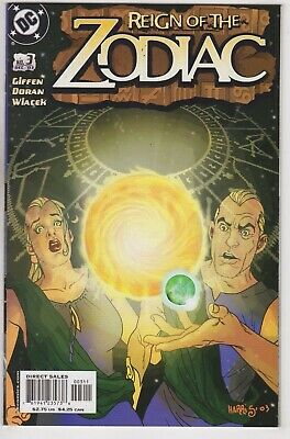 Reign of the Zodiac 3 DC 2003