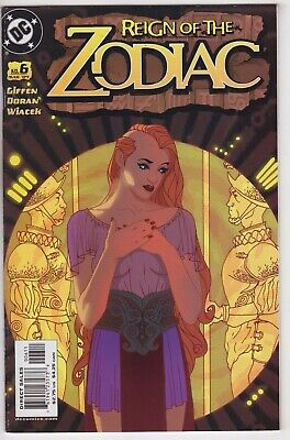 Reign of the Zodiac 6 DC 2004